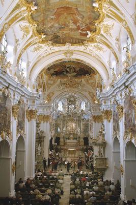 Konzert in der Alten Kapelle1