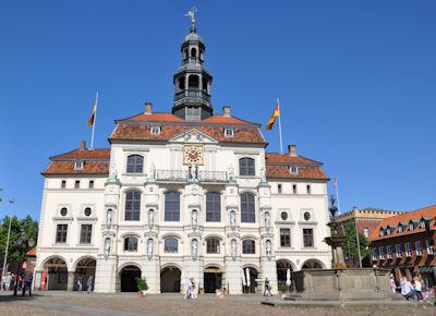 Altes Rathaus Lueneburg