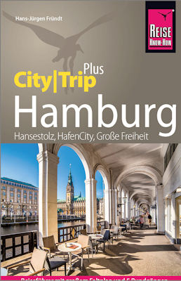 Cover Reise Know-How Verlag CityTrip Plus Hamburg von Hans-Jürgen Fründt
